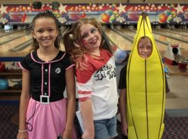 Costume Bowling